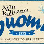 Ajan kultaama Suomi