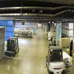 Kaukokiito tarjoaa myös varastointipalveluita