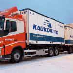 Kuljettajan päiväkirja: Teemu Niininen, Kuljetusliike Taipale Oy