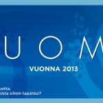 Suomi 2013